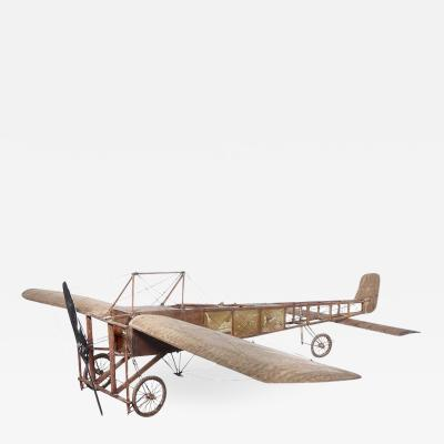 Very Early Model of a 1909 Louis Bleriot Aircraft