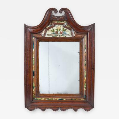 Very Fine And Rare Courting Mirror