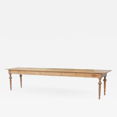 Very Long Dining or Console Table