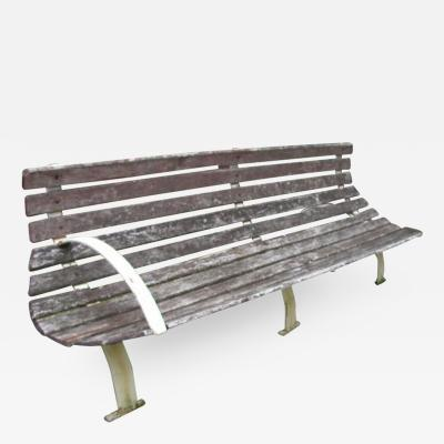 Very large bench