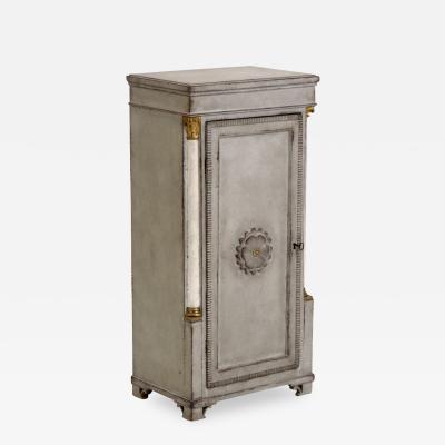 Very rare Danish pedestal cabinet circa 1770