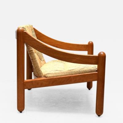 Vico Magistretti Carimate Lounge Chair