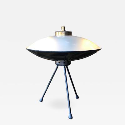 Vico Magistretti Italian Space Age Table Lamp attribute to Vico Magistretti 1960s