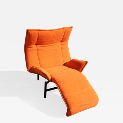 Vico Magistretti Veranda Lounge Chair by Vico Magistretti for Cassina