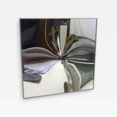Victor Bonato Victor Bonato Convex Mirror KX 77 Signed 7 40 1984