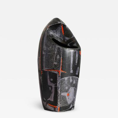 Victor Cerrato Ceramic Umbrella Stand by Victor Cerrato