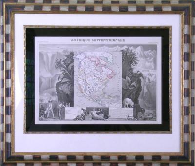 Victor Levasseur Amerique Septentrionale 1847