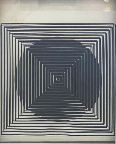 Victor Vasarely OP Art of the 20th Century Victor Vasarely