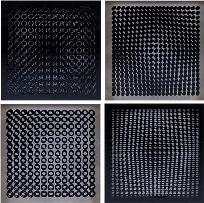Victor Vasarely Vasarely Prints OEUVRES PROFONDES