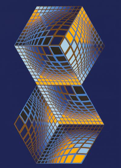 Victor Vasarely Victor Vasarely Artwork