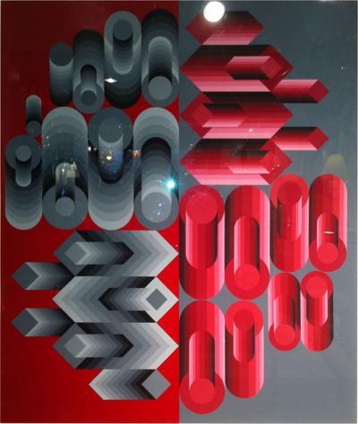 Victor Vasarely Victor Vasarely Vas 39