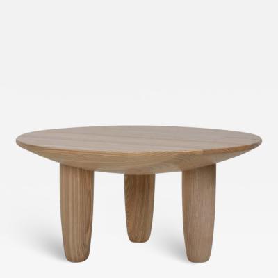 Victoria Yakusha Ash Contemporary Coffee Table by FAINA