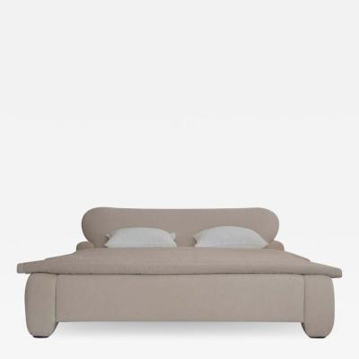 Victoria Yakusha Contemporary Bed by FAINA