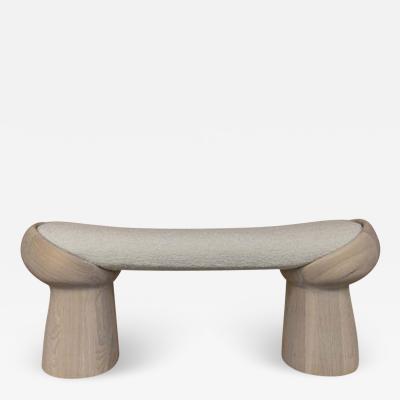 Victoria Yakusha Contemporary Bench by Faina