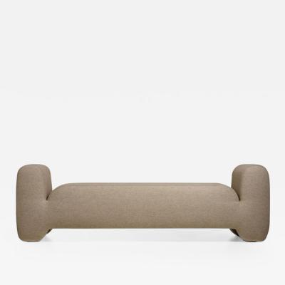 Victoria Yakusha Contemporary Bench by Victoria Yakusha