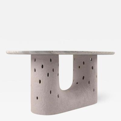 Victoria Yakusha Contemporary Oval Table by FAINA