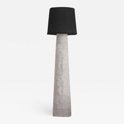 Victoria Yakusha Sculpted Clay Floor Lamp by Victoria Yakusha