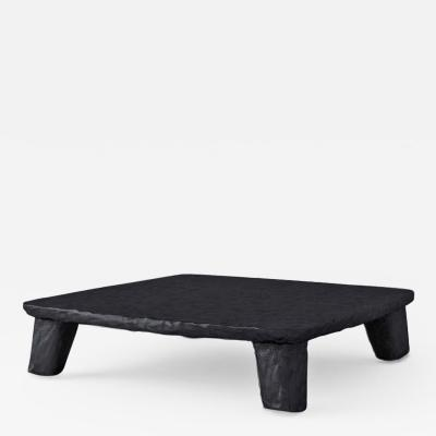 Victoria Yakusha Sculpted Contemporary Coffee Table by Victoria Yakusha