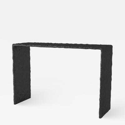 Victoria Yakusha Sculpted Contemporary Console Table by FAINA