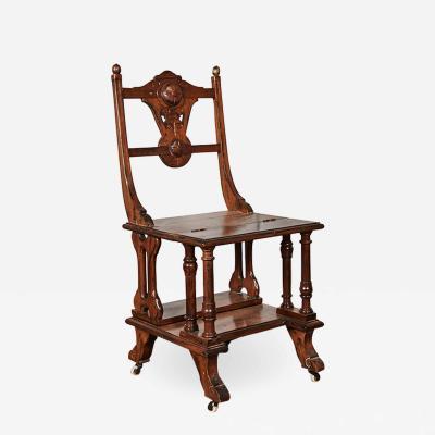Victorian Amorphic Chair