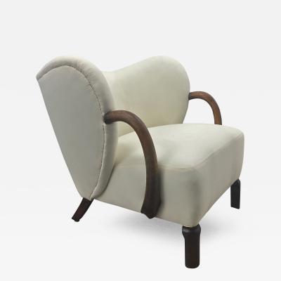 Viggo Boesen Rare Chair Viggo Boesen attr