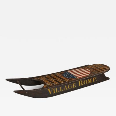 Village Romp Sled