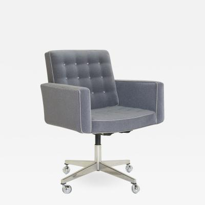 Vincent Cafiero Executive Task Chair in Vintage KnollTextiles by Vincent Cafiero for Knoll