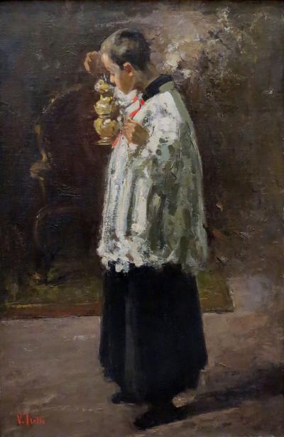 Vincenzo Irolli Choir Boy