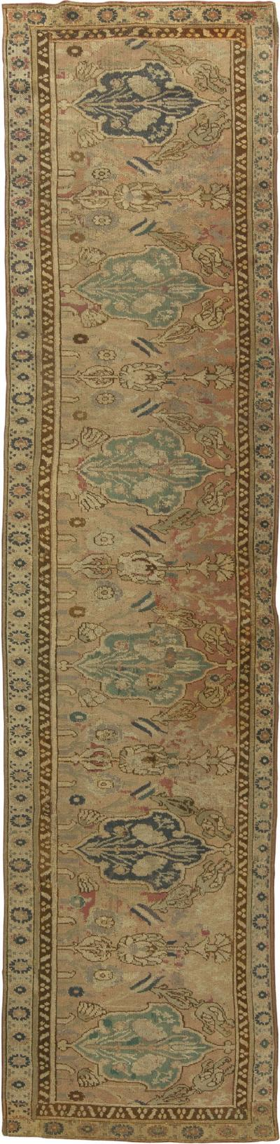 Vintage 16th Century Cairene Runner size adjusted