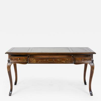 Vintage Chinoiserie style Desk