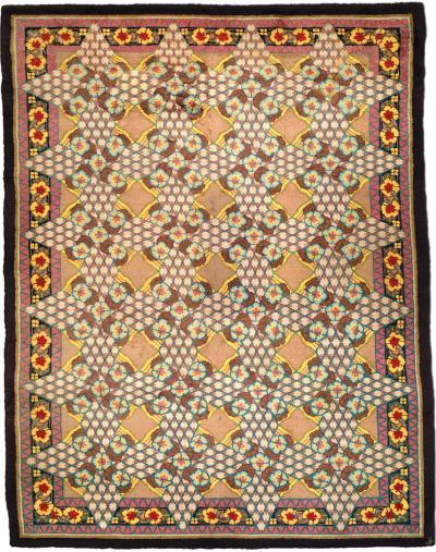 Vintage Deco Carpet