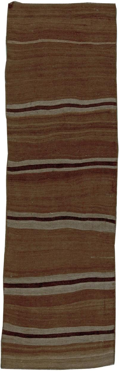 Vintage Flat weave Turkish Runner