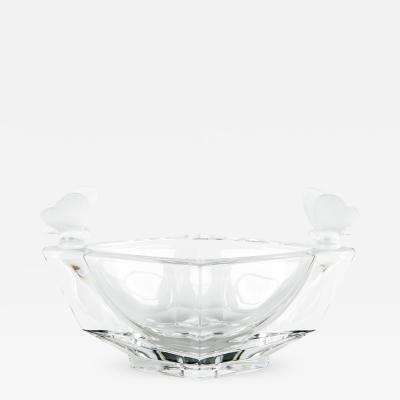 Vintage French Triangle Bowl Piece