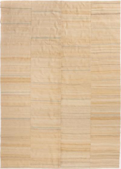 Vintage Geometric Kilim Wool