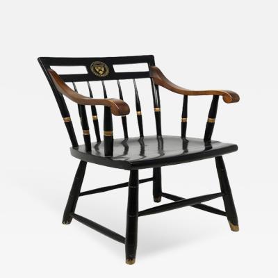 Vintage Harvard Armchair