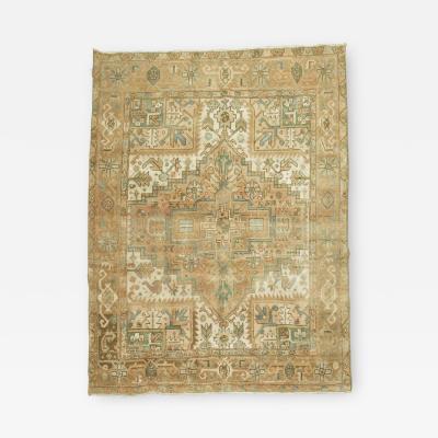 Vintage Heriz rug no 31243