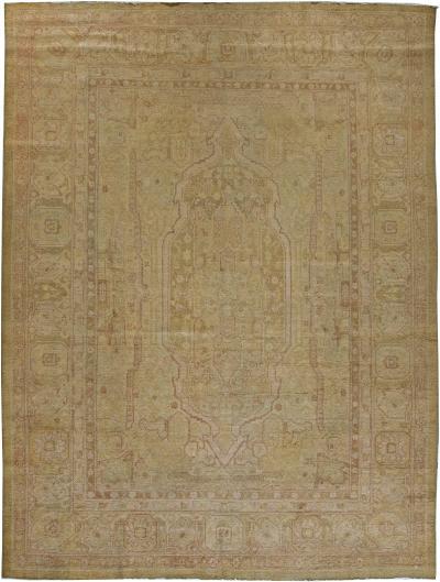 Vintage Indian Amritsar Rug