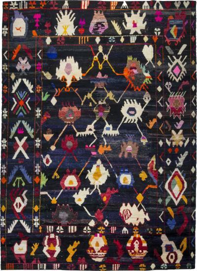 Vintage Inspired Tulu rug no r5197