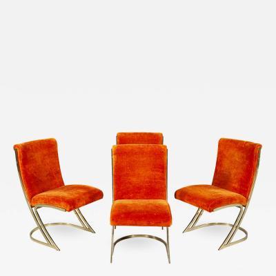 Vintage Italian Modern Dining Chairs