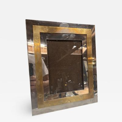 Vintage Italian Picture Frame 1970s