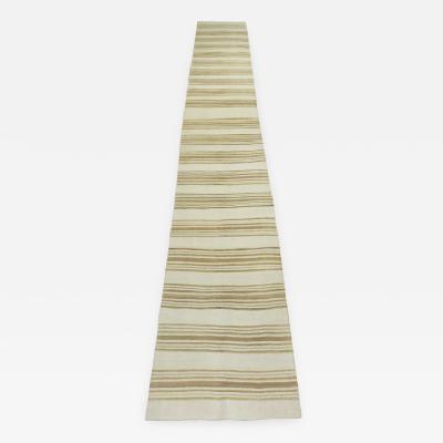 Vintage Kilim Runner rug no 31183
