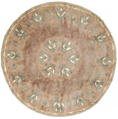 Vintage Leleu Rug