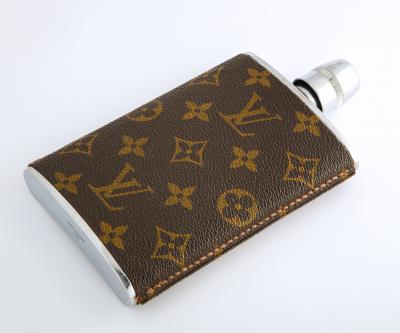 Vintage Louis Vitton Hip Flask