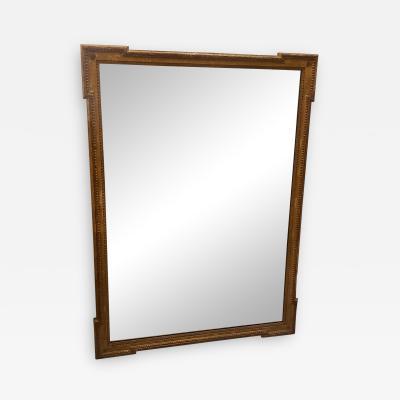 Vintage Louis XVI Style Giltwood Mirror