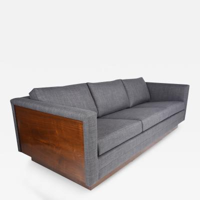 Vintage Mid Century Modern Style Sofa