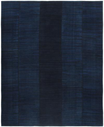 Vintage Mid Century Persian Flatweave Rug