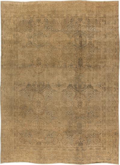 Vintage Persian Khorassan Carpet