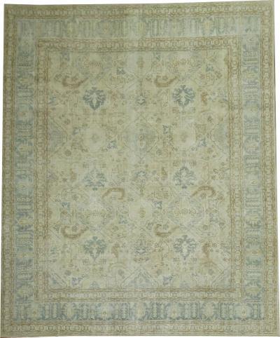 Vintage Persian Tabriz rug no j1549