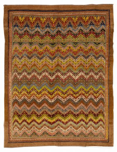 Vintage Persian Tribal Wool Rug