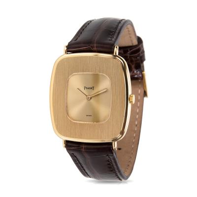 Vintage Piaget Dress 99121 Unisex Watch in 18K Yellow Gold
